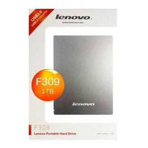 F309 - 1TB Portable Hard Drive - Black