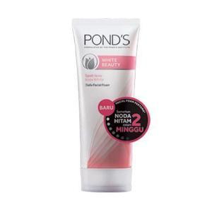Pond's Facial Foam White Beauty Pinkish white 100ml
