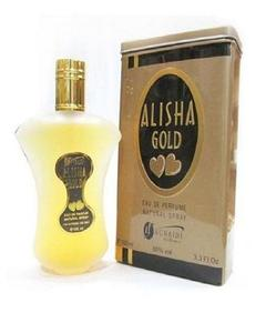Alisha Gold Perfume For Women - 100 ml