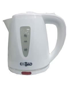Electric Kettle Super Asia - 1 Liter Capacity - Model EK-1112