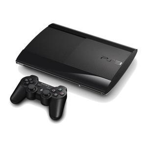 PlayStation 3 Super Slim - 80 GB - Black With Pre Installed Games