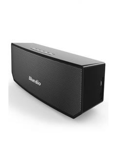 BS-3 (Camel) Portable Bluetooth Wireless Stereo Speaker with Mic for Calls - Black