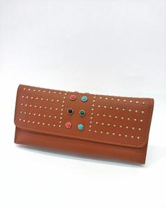Women Leather Wallet Girls Clutch Bag Ladies Purse Fashion