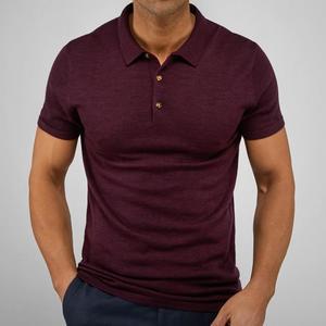 mens custom design polo shirts dry fit blank polo t-shirt wholesale