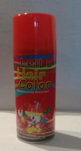 Hair Coloring Spray - Red 125ml