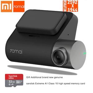 XIAOMI 70mai Pro GPS Car DVR English Version Dash Camera Video WIFI SONY IMX335 Sensor 140 Degree FOV Parking Monitor