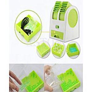 PORTABLEMini Desktop Air Conditioner USB Fan Cooling Portable Cooler