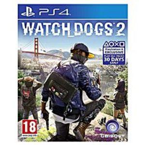 UbisoftUbisoft PS4 - Watch Dogs 2