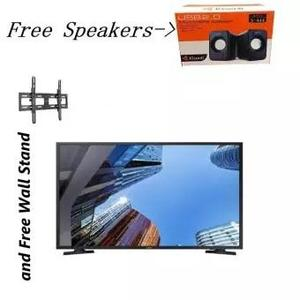 Global - SLIM LED Tv - 32 Inches - FULL HD 1920X1080p - Black