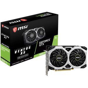 MSI Geforce GTX 1660 TI VENTUS XS 6G OC Graphics Card, 6GB GDDR6
