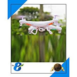 N GadgetsK300 6 Axis 360 Degree Rotation Quadcopter Drone with HD Camera