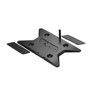 TE 2 in 1 Vertical Stand Universal Storage Bracket For PS4 Slim Pro