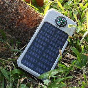 Amazing  Portable Strong LED Lamp Light Solar Power Charger For IPad Phones New