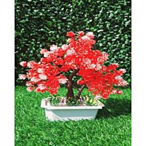 NS CollectionRed Tree Artificial Decoration Piece