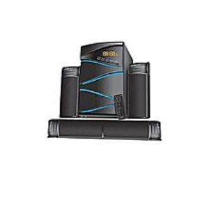 Audionic Quad Bar 4 - Home Theater System - 4.1 - Black