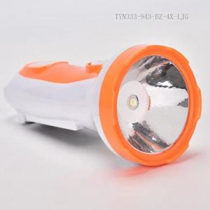 SOLAR LED RECHARGABLE EMERGENCY LIGHT TORCH