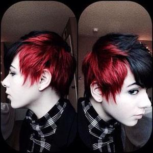 Party Fun Hair Temporary Color Spray – RED