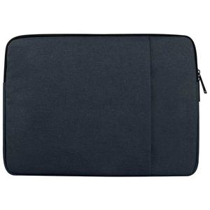 Universal Wearable Business Inner Package Laptop Tablet Bag, 15.6 inch and Below Macbook, Samsung, Lenovo, Sony, DELL Alienware, CHUWI, ASUS, HP(Navy Blue)