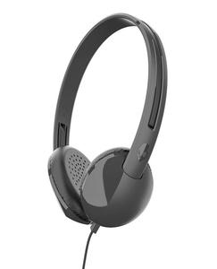STIM - On Ear Headphones Enhanced Sound - Black