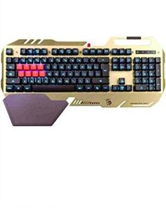 Light Mechanical Gaming Keyboard - B418 (Orignal)