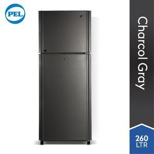 PEL Charcoal Gray Refrigerator Life 2550 - 260L