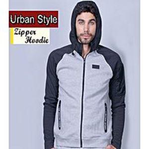 Packit-e-ShopUrban Style Zipper Hoodie Code:Pa1200