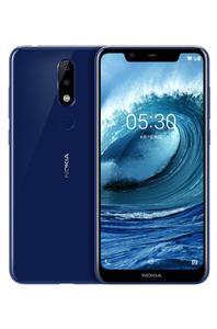 "Nokia 5.1 Plus Nokia X5 Display 5.8"" HD -  3 GB / 32 GB - 13 MP, 8 MP Cam - Blue"