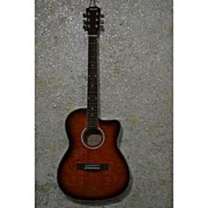 Guitar World Semi Acoustic Guitar Melody Brand- 40""
