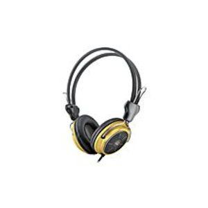 AudionicHigh Performance On-Ear Headphones - Golden