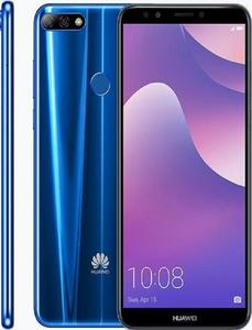 "HUAWEI Y7 PRIME 2018 - 5.99"" Full View Display - 3Gb Ram + 32Gb Rom - BLUE"