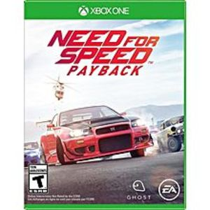 MicrosoftNeed for Speed Payback Game for Xbox One