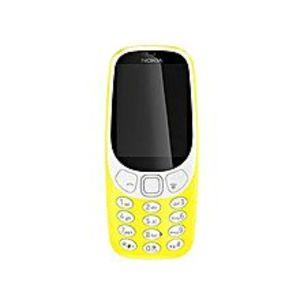 "Nokia3310 - 2.4"" Display - 16MB ROM - Yellow"