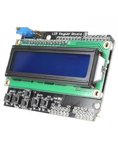 LCD Keypad Shield LCD1602 For Arduino