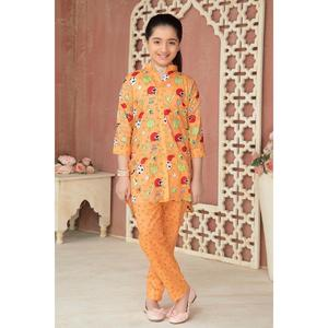 SITARA STUDIO Sapna Collection 2019 Multicolor Lawn 2PC Unstitched Suit For Women - 6145 C  (Un-stitched)