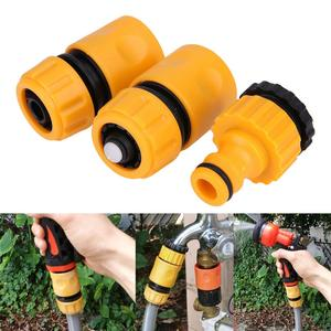 Vktech- 1/4 Internal Thread Joint and 2pcs Watering Pipe Garden Quick Connectors