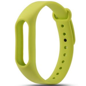 Silicon Strap for MI Band 2 - Green