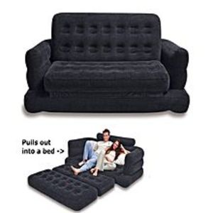 Bestway5 In 1 - Inflatable Sofa Cum Bed With Air Pump
