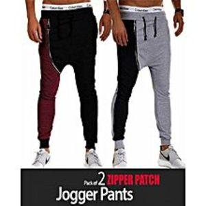 Lavish FashionPack Of 2 Sweat Pants For Men