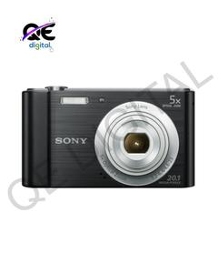 Cyber-Shot Dsc-W800 Digital Camera (Black)