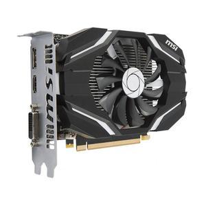 MSI Geforce GTX 1050TI 4G OC Graphics Card - 4GB GDDR5 128-bit - Brown Box