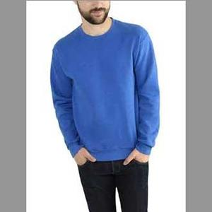 Sky Blue Sweater Style Sweatshirt For All Genders