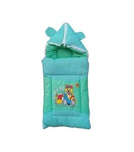 Zm Baby Soft & Warm Sleeping Bag - Sea Green