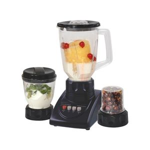 Cambridge Appliance BL 2066 - Blender with Mill - 250W - Black