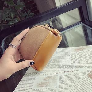 MissFortune Women Patchwork Clutches Wallet Handbag Cardbag Tote Ladies Purse Zipper Bag