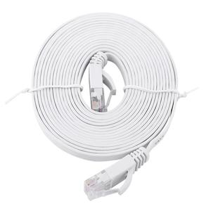 3meters RJ45 CAT6 Ethernet Network Flat LAN Cable UTP Patch Router Cables 1000M