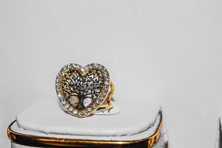 Women Luxury Design Ring Gold Rings High Quality Fine Jewellery Couples Gifts