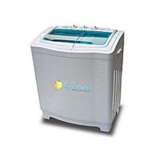 KenwoodSemi-Automatic Washing Machine - 9 Kg - KWM930SA - White