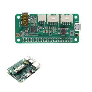 ReSpeaker 2-Mics (2 Microphone) Pi HAT Speaker Expansion Board For Raspberry Pi 3B+/3B/2B/1B+/Zero/Zero W/DIY Smart Speaker