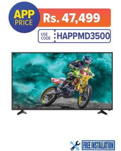 "UD49F6300L - 4K UHD LED TV  - 49"" - Black"