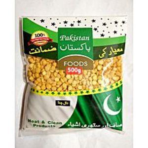 Pakistan FoodsChick Pea Daal Channa Supreme (500 Gm)